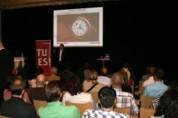 START-Messe Nürnberg Aktionsfläche Vorträge