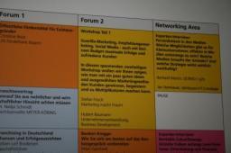 START-Messe Nürnberg - zahlreiche spannende Vorträge