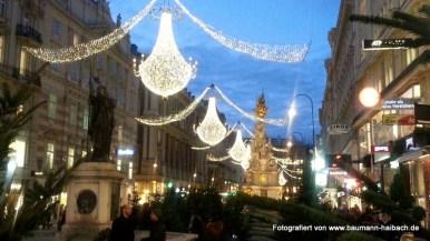 Graben in Wien - Weihnachtsstimmung
