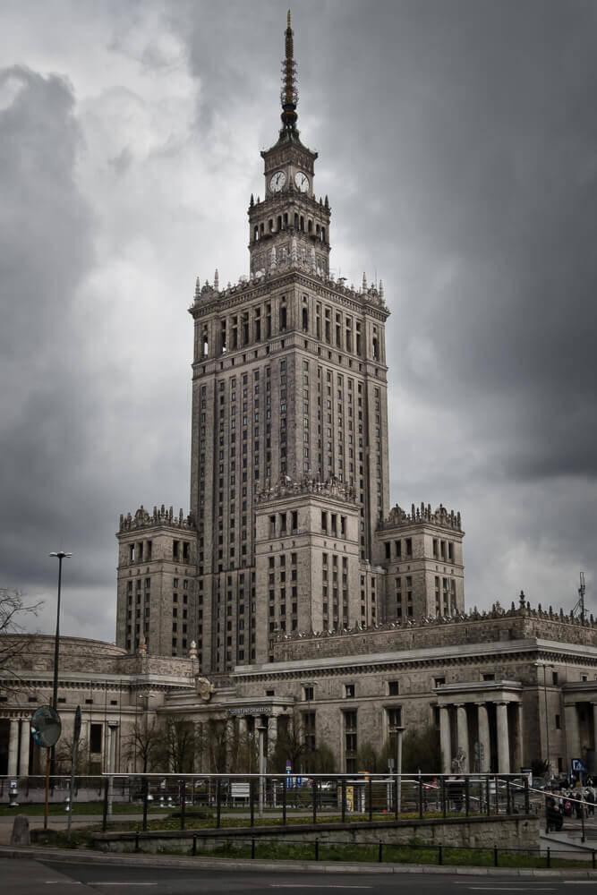 Pałac Kultury i Nauki - Warszawa