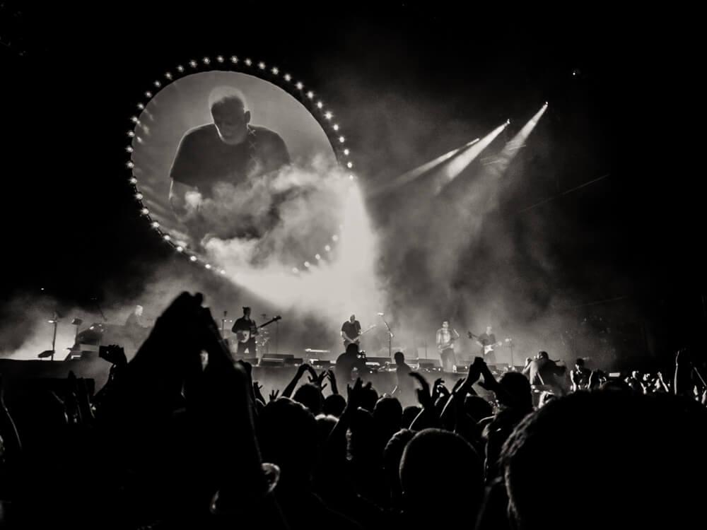 Legenda Pink Floyd - David Gilmour