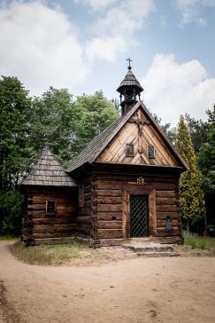 Kaplica z Otłoczyna, Kujawy (1765)
