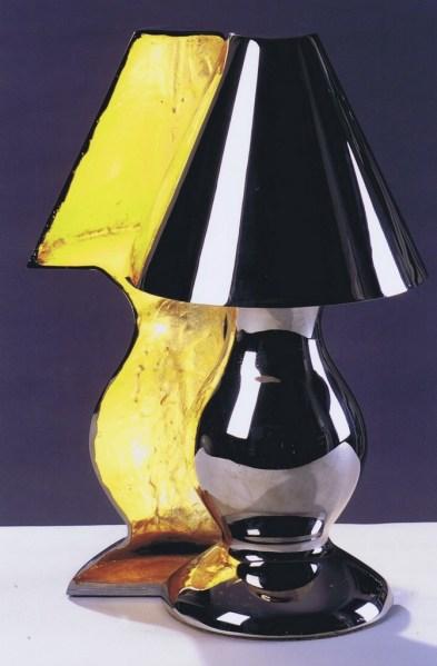 Lampe Géode