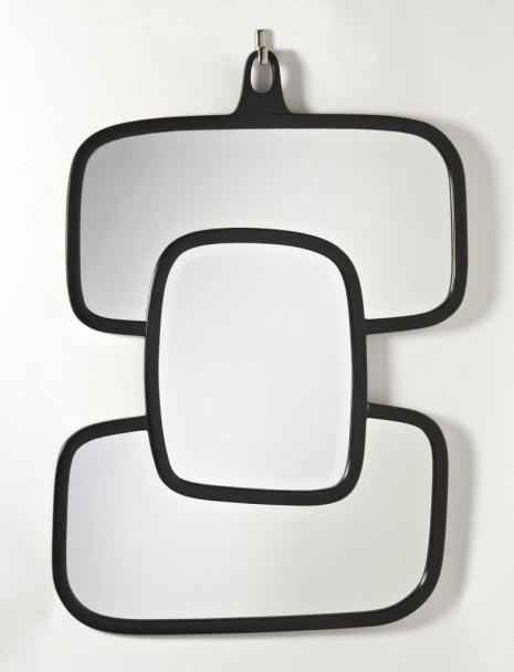 Miroir Nougat noir