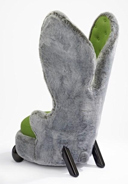 Fauteuil Placide, le lapin câlin
