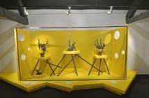 Musée Mandet, exposition Hubert Le Gall, Riom