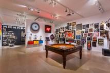 """Exposition """"Tout est art ? Ben au Musée Maillol"""" - section contemporaine"""