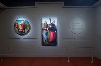 """Musée Jacquemart André - Exposition """"Le Pérugin, maître de Raphaël."""""""