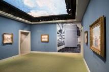 """Exposition """"Le Jardin Secret des Hansen"""" - salle 2"""