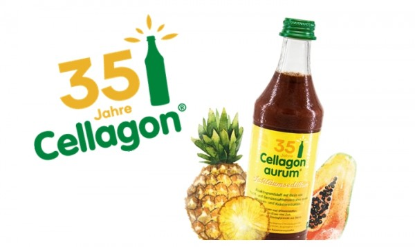 Cellagon aurum Jubiläumsedition