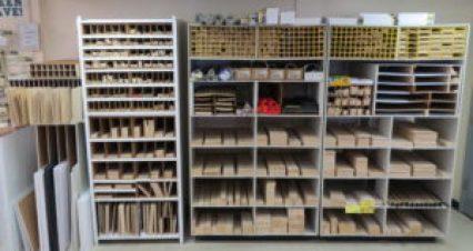 Hub Hobby's Wood Rack