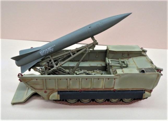 Tactical Ballistic Missile Launcher