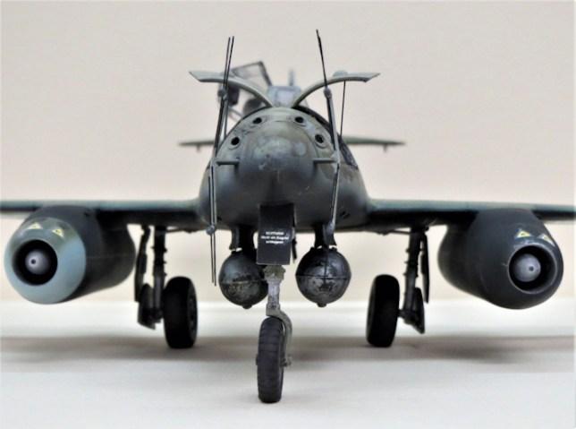 Me262 Night Fighter