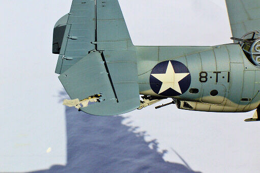 midway avenger diorama