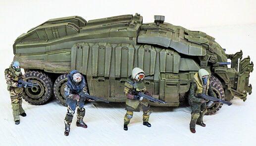 Walrus & Shock Troops