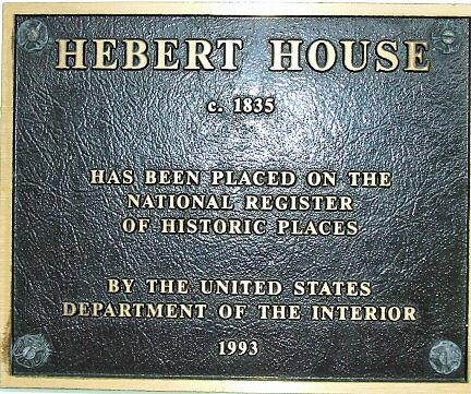 Hebert House