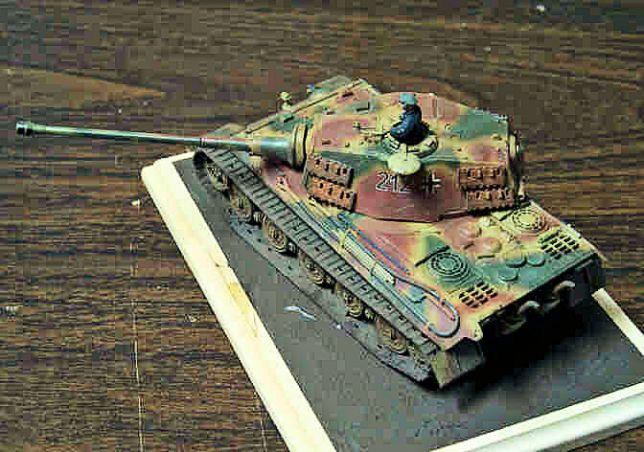 Revell 1/72 Tiger II