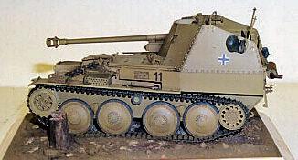 Tamiya 1/35 Marder IIIM