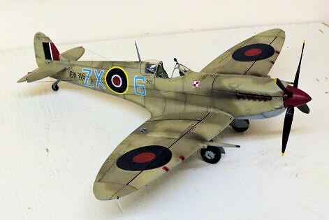 MK IXe Spitfire