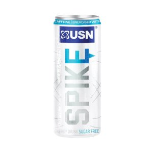 USN SPIKE SUGAR FREE ENERGY DRINK, 250ml
