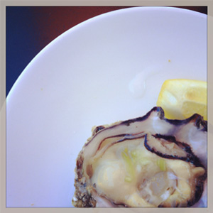 Oysters at the Waterbar