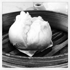 Eating Dim Sum