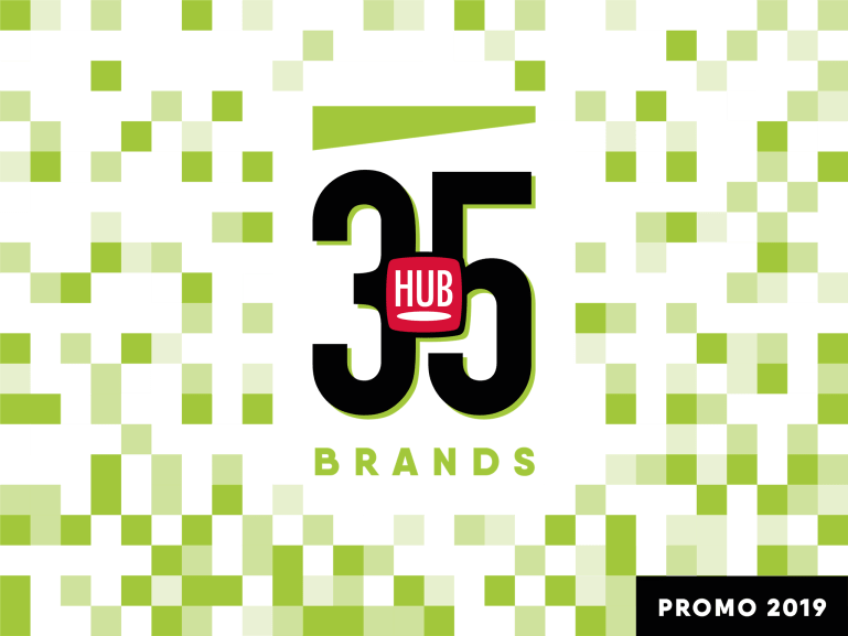 HUB35 brands