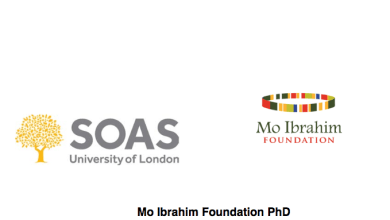 Photo of Mo Ibrahim Foundation Governance for Development in Africa Initiative (GDAI) 2022/2023 PhD Scholarship in the UK – Fully Funded