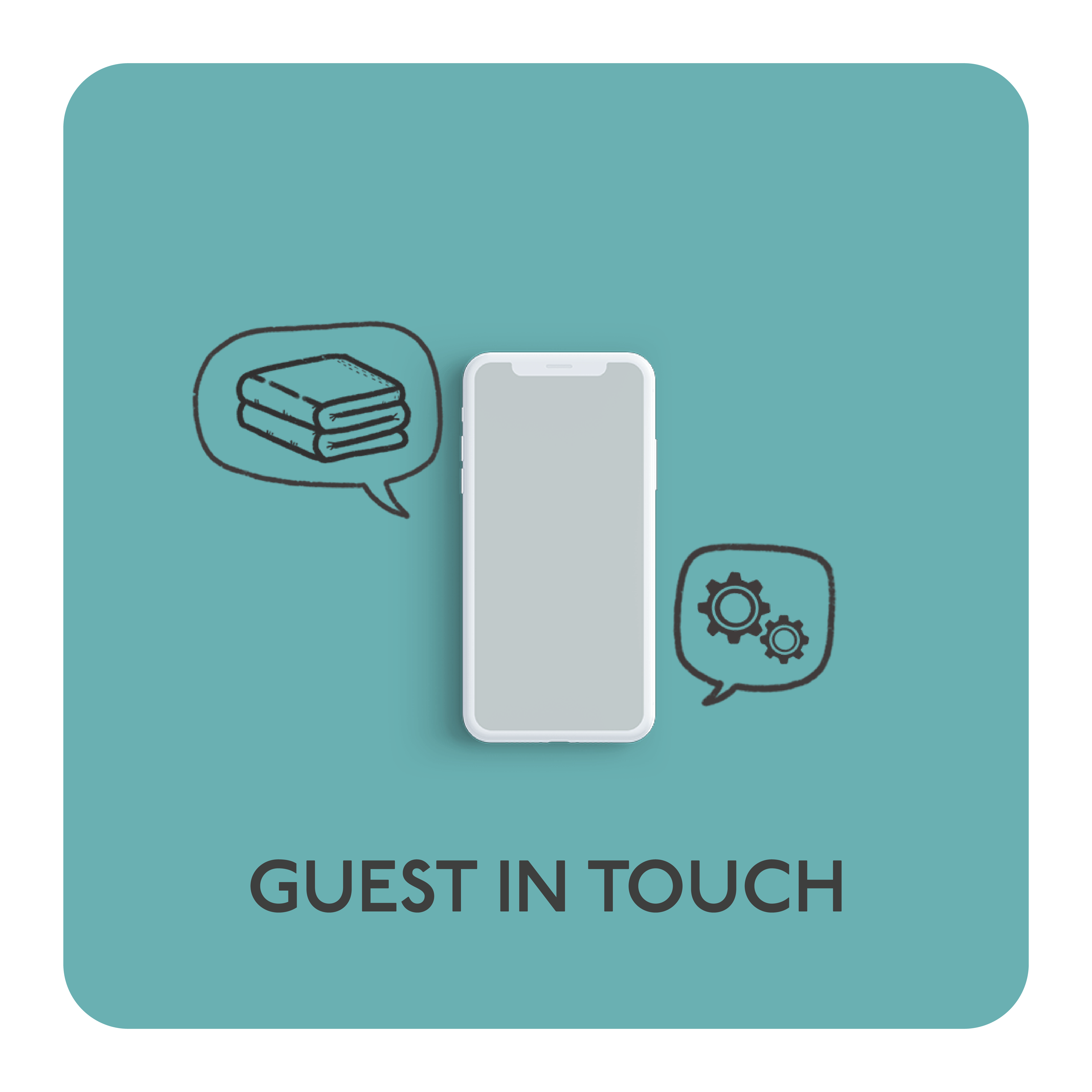 Guest in Touch hub OS