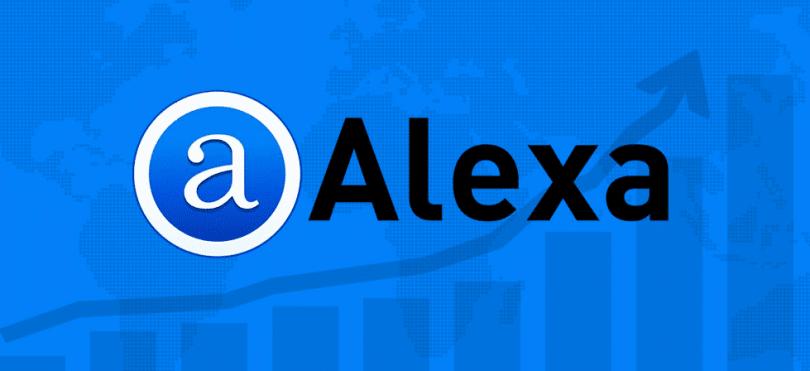 how alexa ranking is measured