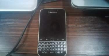 Blackberry Q20 Review