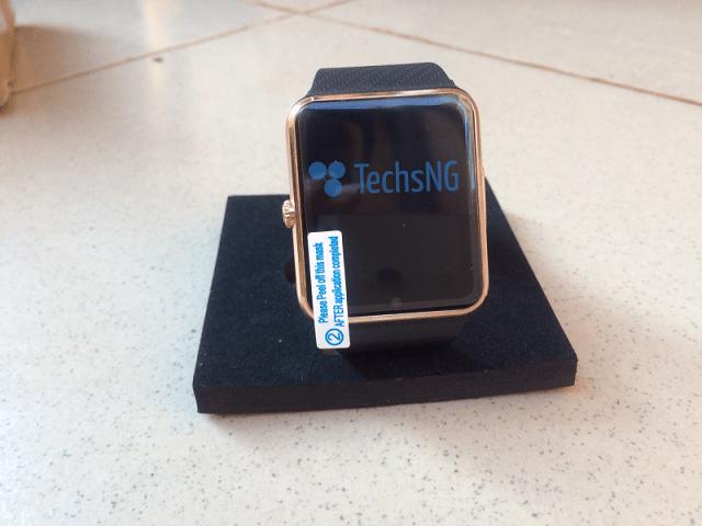 GT08 bluetooth smartwatch design
