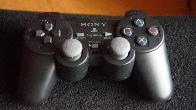 PS 2 wireless controller
