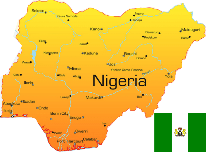 Nigeria zip / postal codes for lagos and other states in nigeria