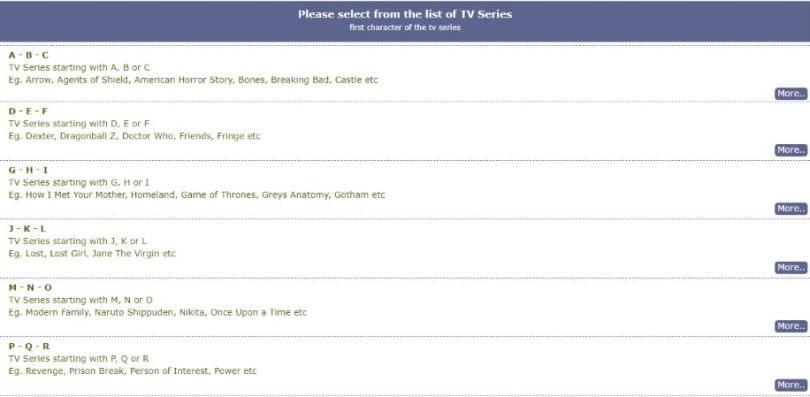 tvshows4mobile website to download GOT 8 episodes