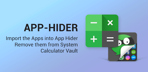 App hider app to lock apps and files on android