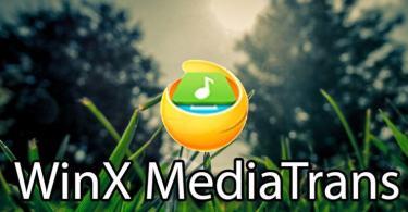 WinX Mediatrans transfer tool
