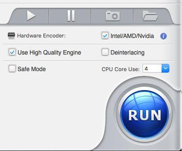 MacX DVD Ripper pro High Quality Engine box