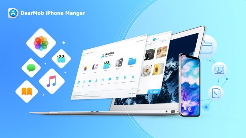 DearMob iPhone Manager