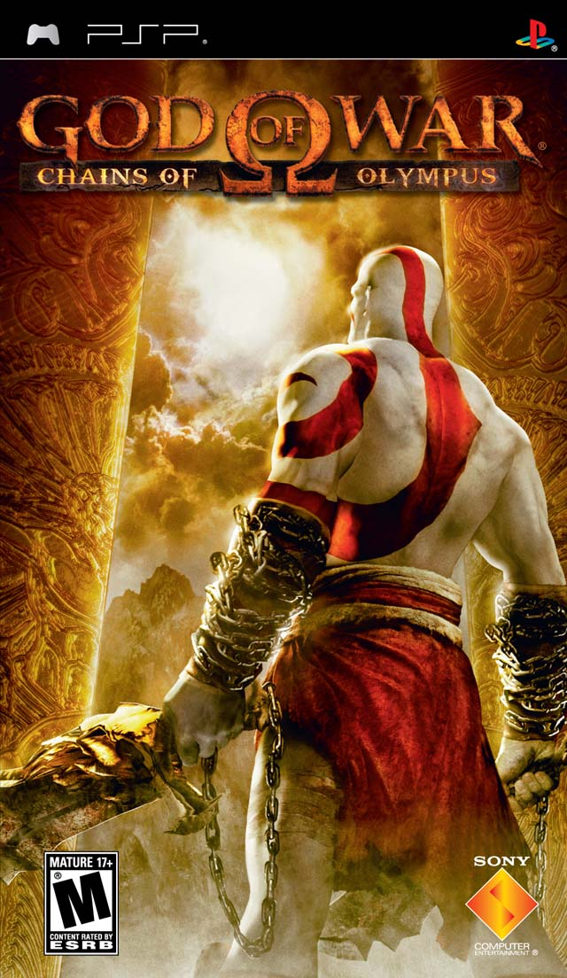 God Of War PPSSPP game for android APK