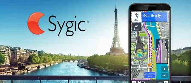 Sygic Navigation GPS & Maps sensors app