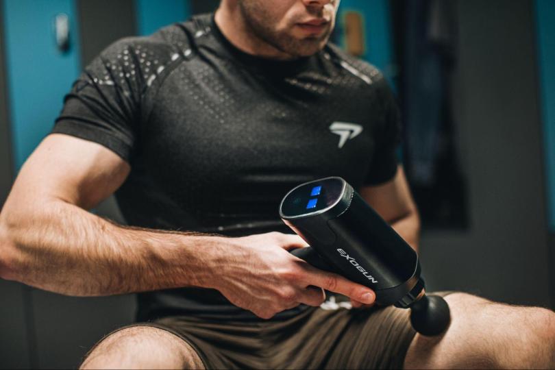 Powerful Massage Motor and Battery