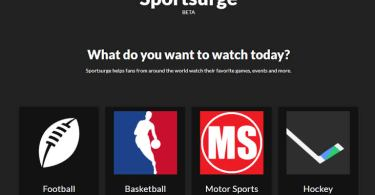 SportSurge Alternatives to Watch Free NFL, NHL, and Soccer Live