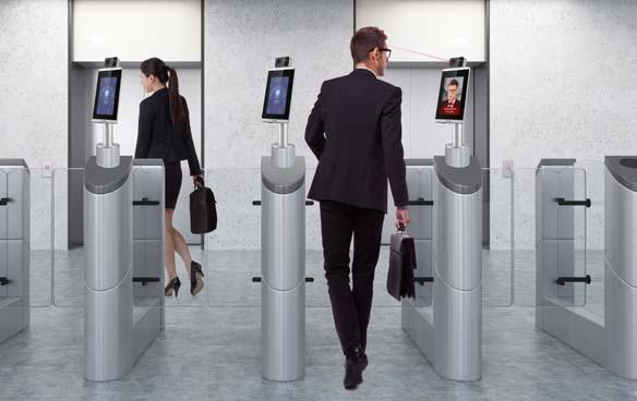 Control de accesos - Equipamiento tecnológico