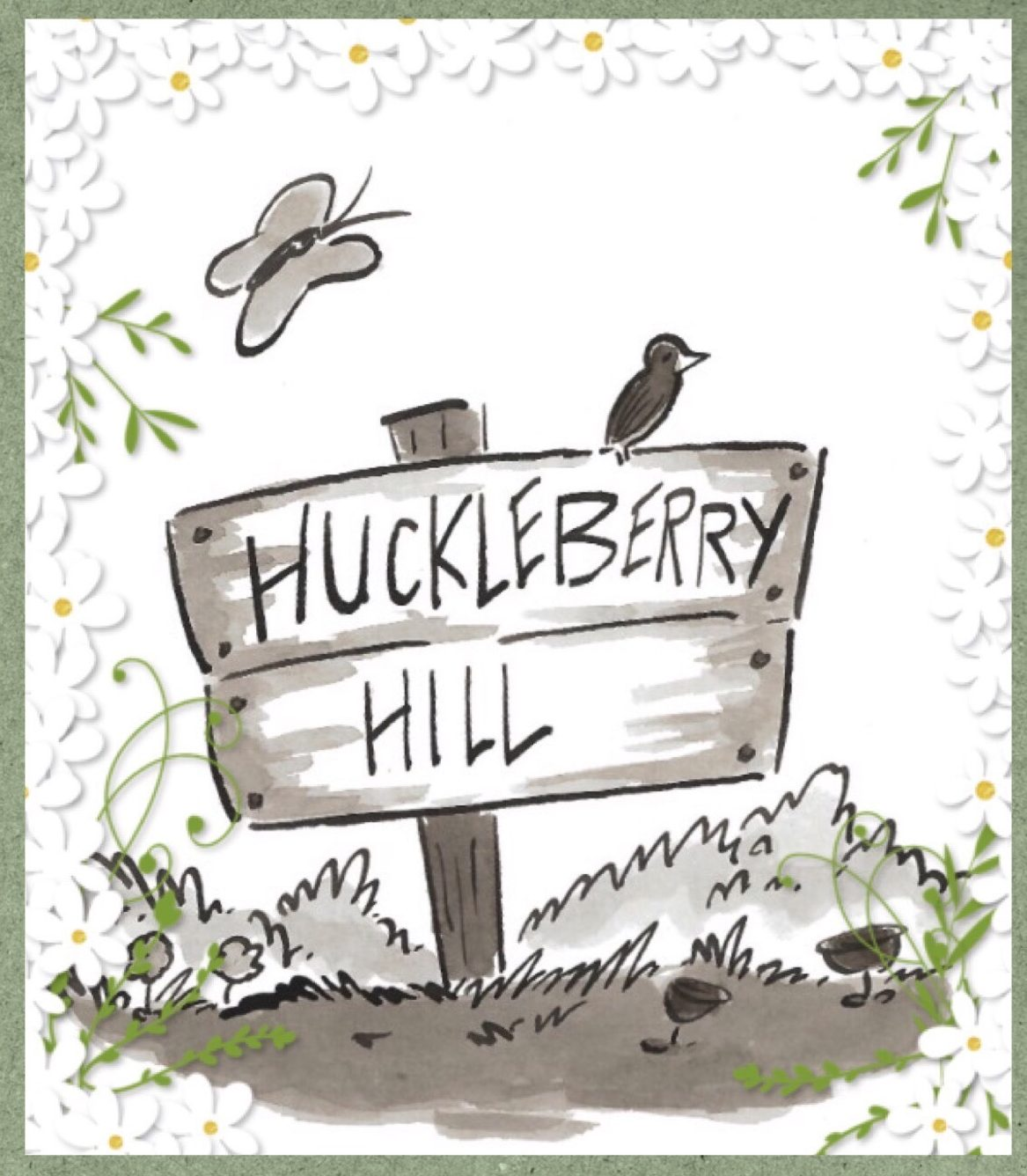 -Huckleberry Hill-