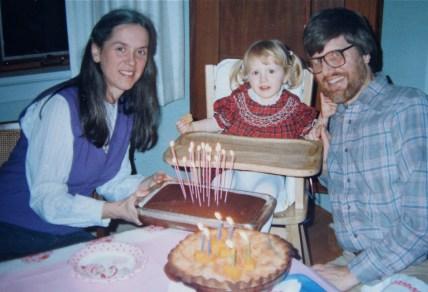 Birthday celebration #1