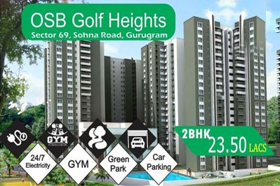 OSB Golf Heights gurgaon