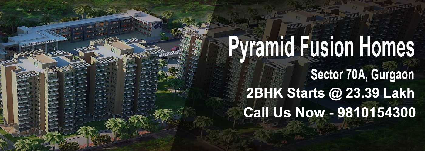 Pyramid Fusion Homes Sector 70A