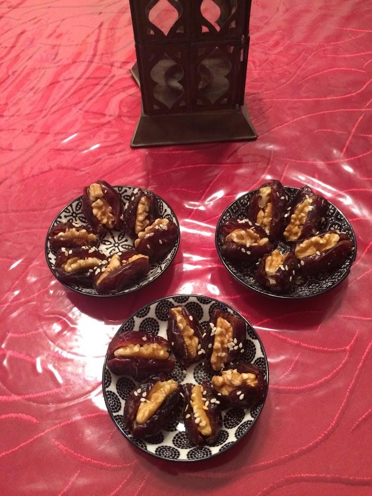Gefüllte Datteln – das perfekte Ramadan Rezept