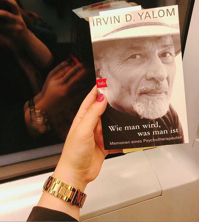 Wie man wird, was man ist: Memoiren eines Psychotherapeuten - Irvin Yalom